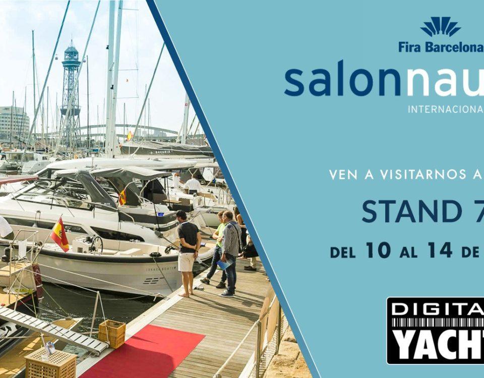 Digital Yacht presente en el Salon Nautico 2018