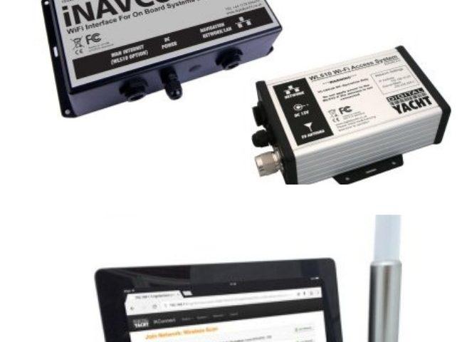 sistema de conexion wifi de alta potencia