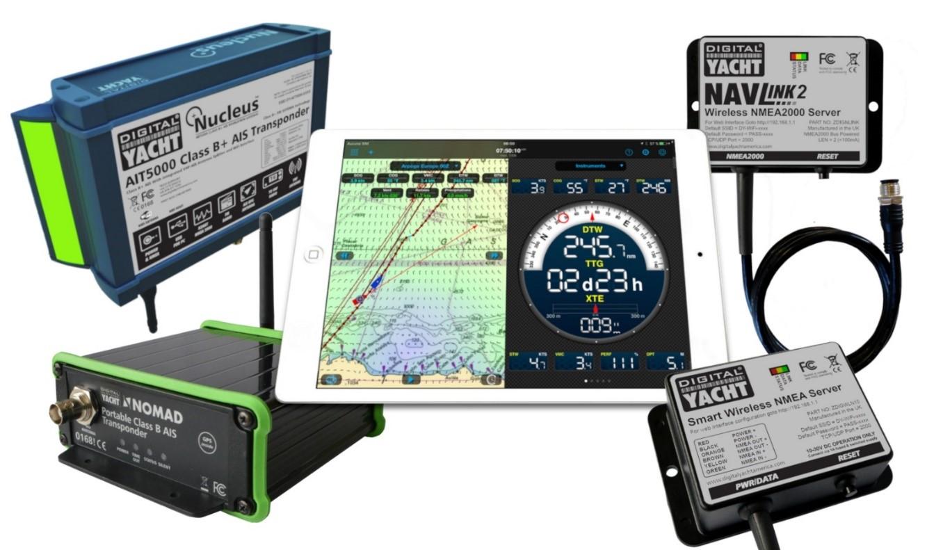 Promoción Weather 4D y Digital Yacht