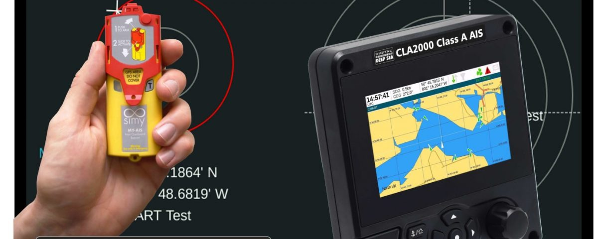CLA2000 es un AIS transpondedor de clase A
