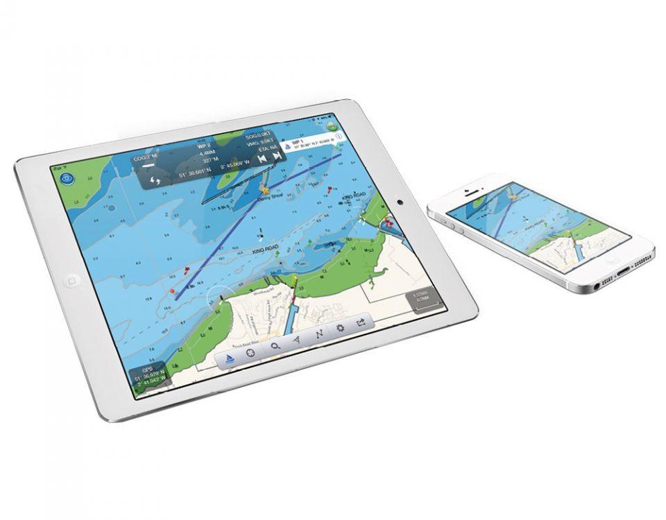La aplicación de navegación para el iPad NavLINK HD iOS se actualiza