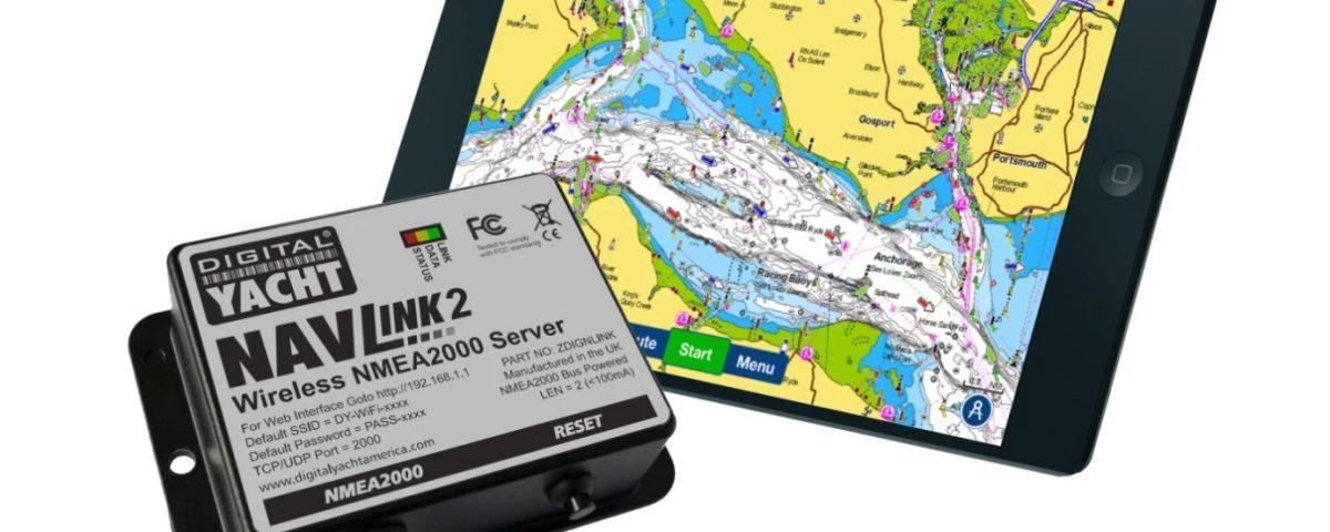 Este video en inglés muestra cómo configurar nuestro Navlink2 y la popular aplicación de navegación Navionics