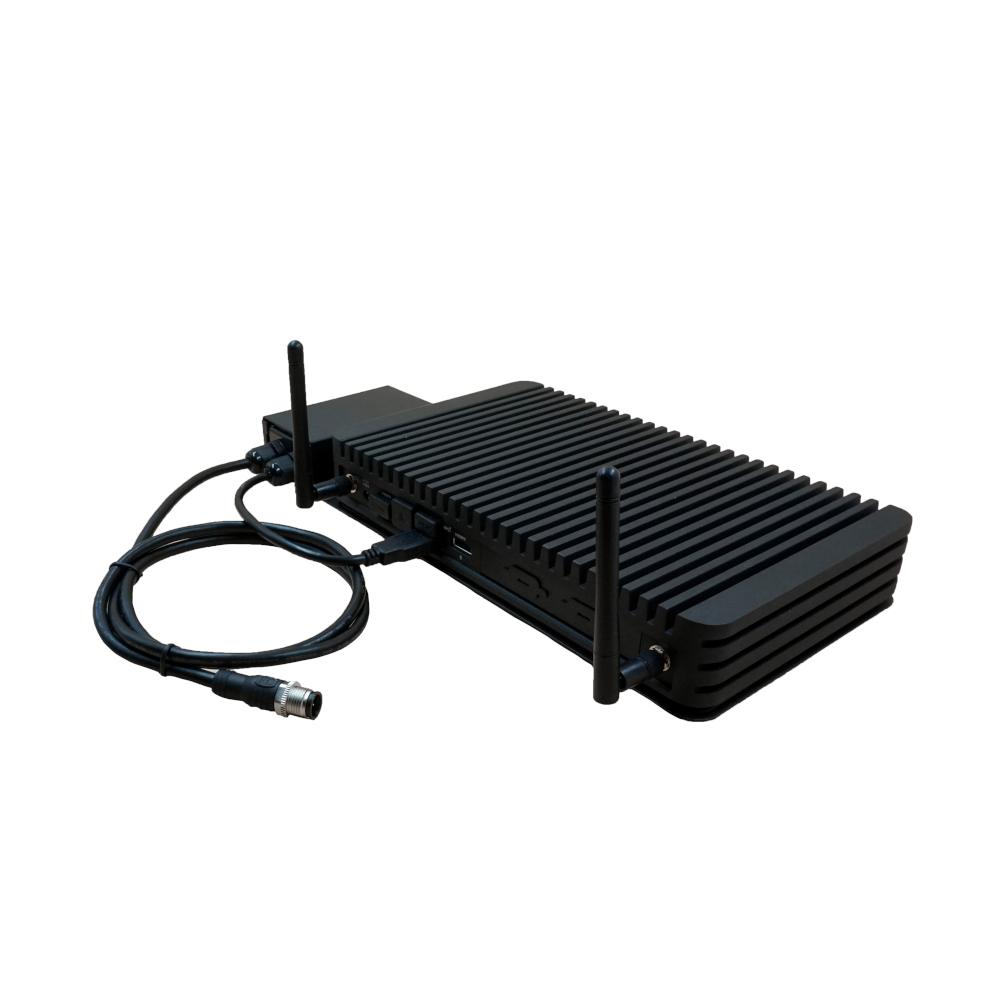 PC marino con NMEA 2000 interfaz